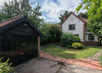 Thumbnail 4 bed detached house for sale in Mile End Close, Norwich