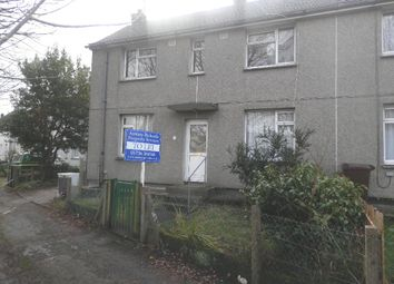 Thumbnail 3 bedroom semi-detached house to rent in Trannack Terrace, Penzance