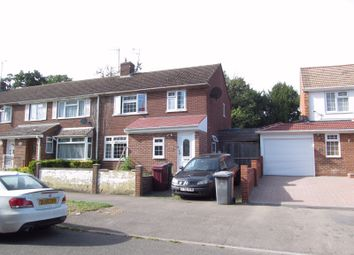 Thumbnail 4 bedroom semi-detached house to rent in Wensley Road, Reading
