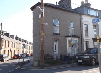 Thumbnail 3 bedroom end terrace house for sale in Snowdon Street, Porthmadog, Gwynedd