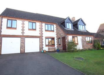 Thumbnail 6 bed detached house for sale in The Orchards, Wilburton, Ely