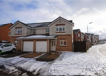 Thumbnail 3 bed semi-detached house for sale in Glen Ord Crescent, Kilmarnock