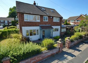 Thumbnail 4 bed link-detached house to rent in Sandown Road, Unsworth, Bury