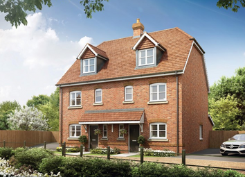 Thumbnail 4 bed semi-detached house for sale in Boyneswood Road, Medstead