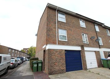 Thumbnail 3 bedroom end terrace house to rent in Nightingale Vale, London