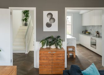 Thumbnail 3 bed maisonette for sale in Victoria Road, London