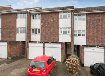 Thumbnail 3 bed town house for sale in Invicta Close, Chislehurst