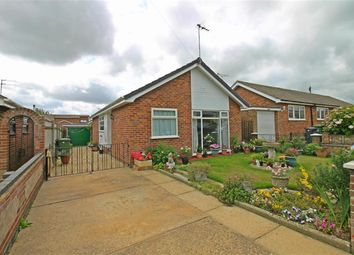 Thumbnail 3 bedroom detached bungalow for sale in Yare Close, Caister-On-Sea, Great Yarmouth