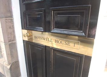 Thumbnail 1 bedroom flat to rent in Bothwell Street, Edinburgh