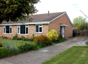 Thumbnail 2 bedroom semi-detached bungalow for sale in Edgehill Close, Worthing