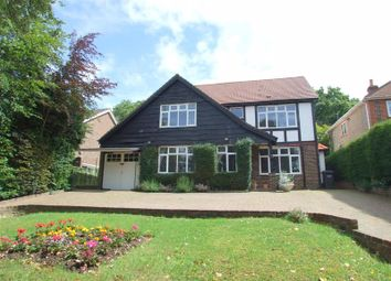 Thumbnail 4 bed detached house to rent in Higher Drive, Purley