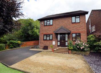 Thumbnail 4 bedroom detached house for sale in Norcot Road, Tilehurst, Reading
