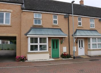 Thumbnail 3 bed end terrace house for sale in Stroud Close, Bourne, Lincolnshire