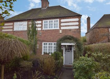 Thumbnail 2 bed cottage to rent in Falloden Way, Hampstead Garden Suburb, London