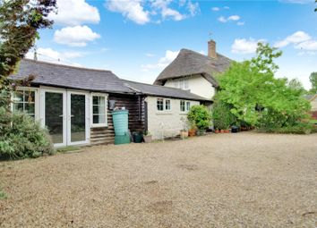 Thumbnail 1 bed bungalow to rent in Pear Tree Cottage, The Holloway Road, Great Coxwell, Oxfordshire