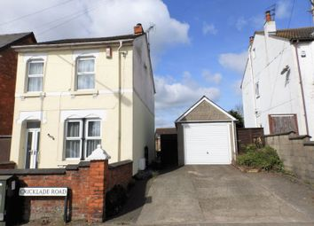 Thumbnail 2 bed detached house for sale in Cricklade Road, Swindon