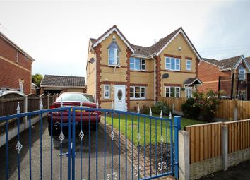 Thumbnail 3 bed semi-detached house for sale in Downland Crescent, Knottingley, West Yorkshire