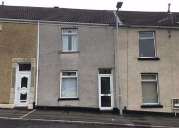 Thumbnail 2 bedroom terraced house for sale in Brynsifi Terrace, Swansea