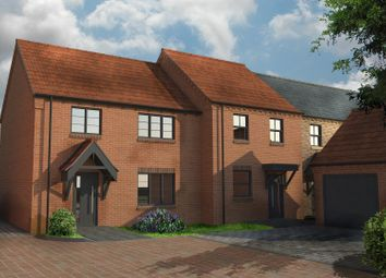 Thumbnail 3 bed semi-detached house for sale in Rectors Gate, Retford