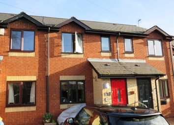 Thumbnail 2 bed terraced house for sale in Woodland Drive, Penarth
