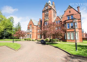 Thumbnail 1 bed flat to rent in St. Edwards Hall, East Drive, Cheddleton