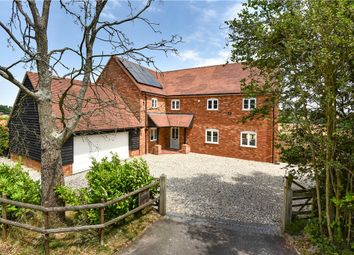 Thumbnail 7 bed detached house for sale in Reading Road, Mattingley, Hook