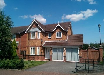 Thumbnail 4 bed property to rent in Malmesbury Park, Sandymoor