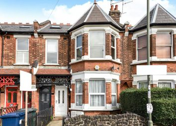 Thumbnail 2 bed flat for sale in Manor Park Road, London