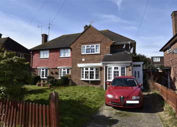 Thumbnail 2 bed semi-detached house for sale in Fairfield Avenue, Horley