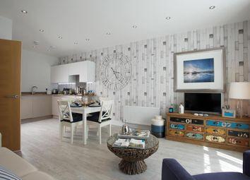 Thumbnail 1 bed flat for sale in Chapel Riverside, Endle Street, Southampton