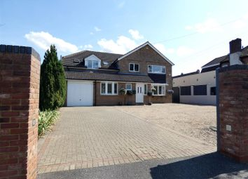 Thumbnail 5 bed detached house for sale in Westoning Road, Harlington, Dunstable