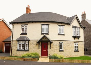 Thumbnail 4 bed detached house for sale in Fern Court, Brackley