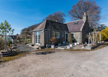 Thumbnail 1 bed cottage for sale in Tullochvenus, Lumphanan, Banchory