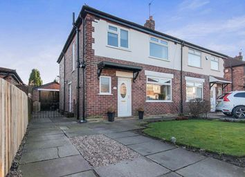 Thumbnail 3 bedroom semi-detached house for sale in Coniston Road, Urmston, Manchester