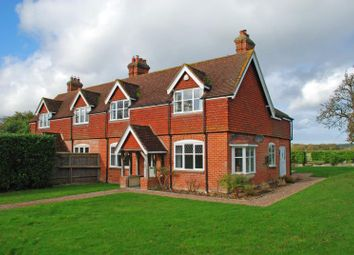 Thumbnail 4 bed semi-detached house to rent in East End, Lymington, Hampshire
