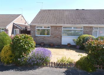 Thumbnail 2 bed semi-detached bungalow for sale in Churchill Close, West Heath, Congleton