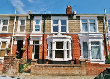 Thumbnail 3 bed terraced house for sale in Whitecliffe Avenue, Portsmouth