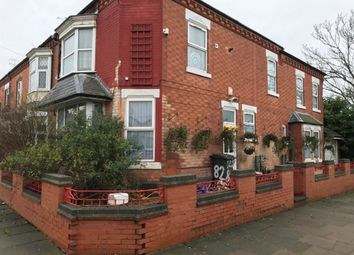 Thumbnail 3 bed end terrace house for sale in Turner Road, Leicester