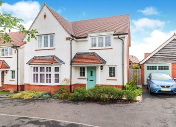 Thumbnail 4 bed detached house for sale in Kivell Close, Holsworthy