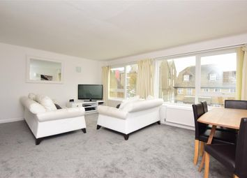 Thumbnail 3 bed flat for sale in Ingles Road, Folkestone, Kent