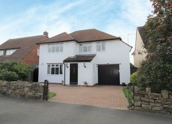 Thumbnail 4 bed detached house for sale in Yew Tree Drive, Somersall, Chesterfield