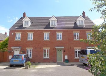 Thumbnail 3 bed terraced house to rent in Carwardine Field, Abbeymead, Gloucester