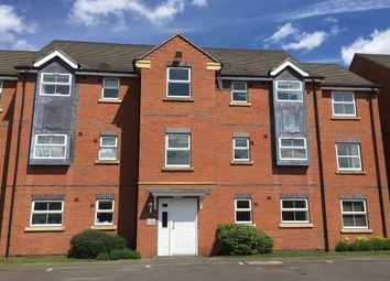 Thumbnail 2 bed flat to rent in Lime Tree Grove, Loughborough, Leicestershire