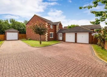 Thumbnail 4 bed detached house for sale in Kinmel Close, Redcar, North Yorkshire, .