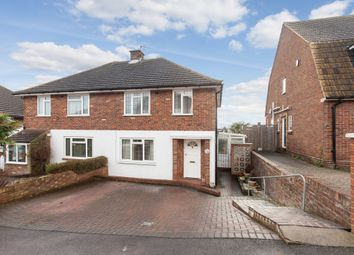 Thumbnail 3 bed semi-detached house for sale in Drakes Avenue, Rochester