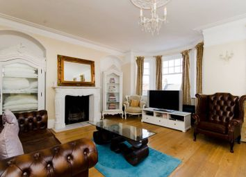 Thumbnail 3 bed flat for sale in Smyrna Mansions, West Hampstead, London