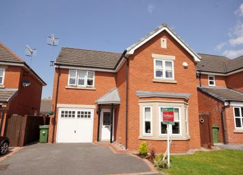 Thumbnail 3 bed detached house for sale in Ruskin Way, Prenton