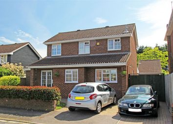 Thumbnail 4 bedroom detached house for sale in Dalewood, Sittingbourne, Kent