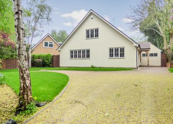 Thumbnail 5 bed detached house for sale in Central Avenue, Coventry