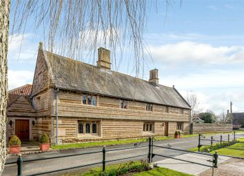 Thumbnail 6 bed detached house for sale in The Old Hall, Hall Road, Brandon, Grantham